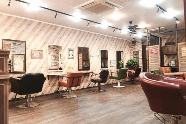 城東区のBLOOM hair garage(ブルーム ヘア ガレージ)