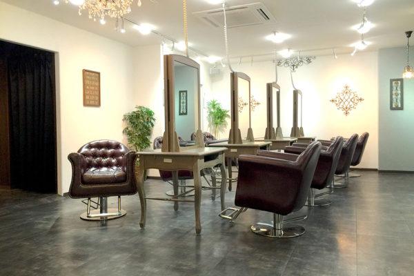 都島区のKanoa hair lounge(カノア ヘア ラウンジ)